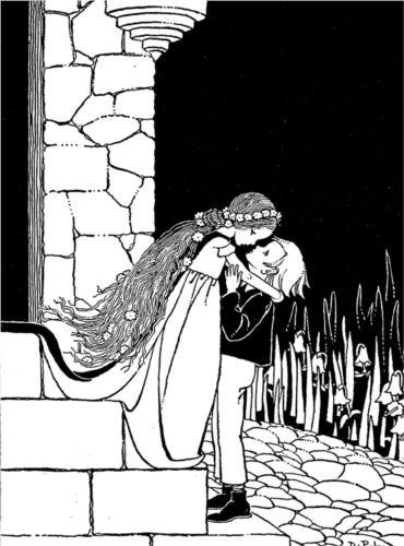 from Mopsa the Fairy - Dorothy Lathrop, 1920